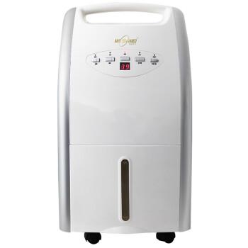 湿美MSSHIMEI除湿機/除湿器/家庭用地下室除湿機20リットル/日間適用面積10-40平MS-100 b白