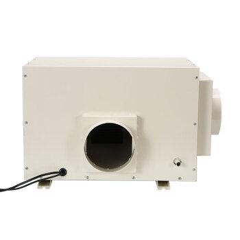京晟ブランドJSCS-60 Dタイプの天井式除湿機の吊り下げ式風管式除湿機の除湿量60 L/日適用面積60-100平方メートルの浅い灰色